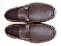 Coffee Brown Casual Shoes Slip On - Roberto Fabiani
