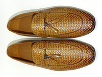 Light Brown Formal Shoes Slip On -Roberto Fabiani
