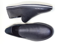 Black Casual Shoes Slip On - Roberto Fabiani