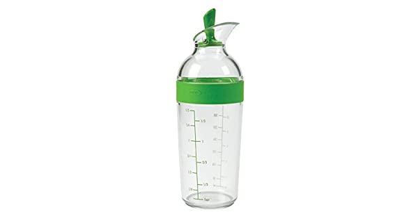 OXO - GG SALAD DRESSING SHAKER GREEN