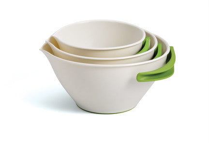 Chef'n - Pop + Pour Mixing Bowls