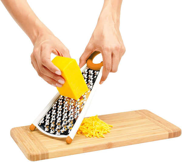 Chef'n - Dual Grater - Two-in-One Cheese Grater