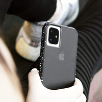"Gimmo Case iPhone 11 Pro 5.8"" (Tough Speckled Black)"