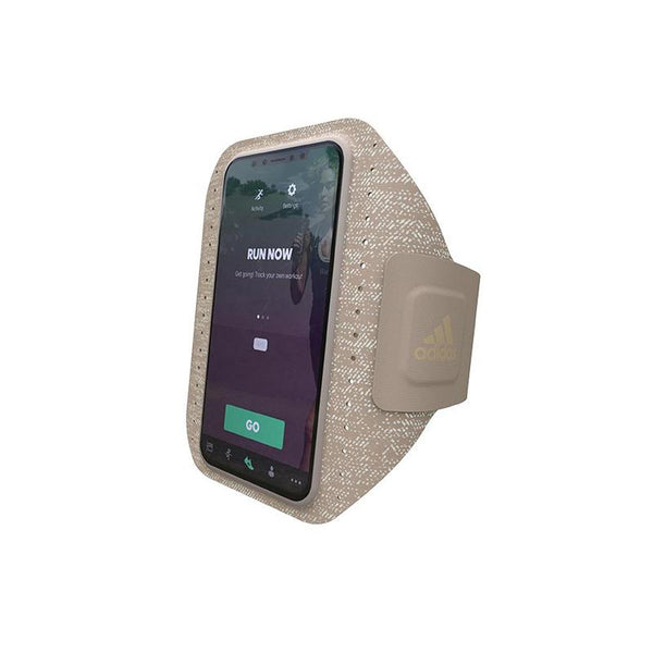 Adidas - Sport Armband for iPhone XS/X Sesame