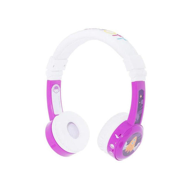 InFlight Headphones - Purple