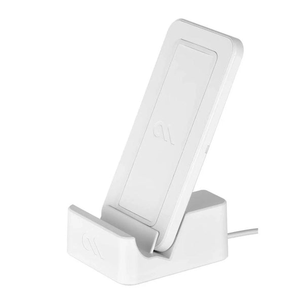 Wireless Power Pad With Stand White