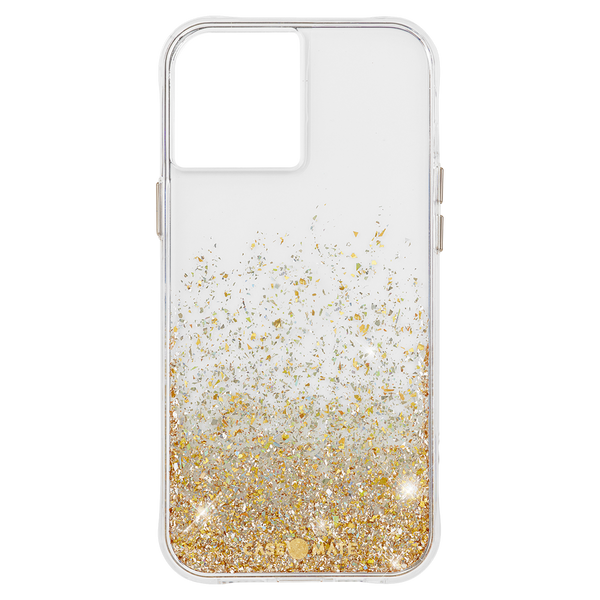 Twinkle Ombre Case for Apple iPhone 12 Mini - 10 Ft Drop Protection