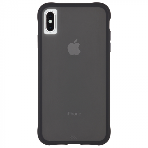 Tough Case For iPhone XS Max Matte Black