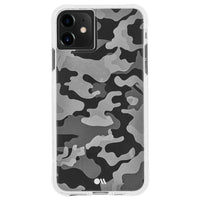iPhone 11 - Tough - Clear Camo Case