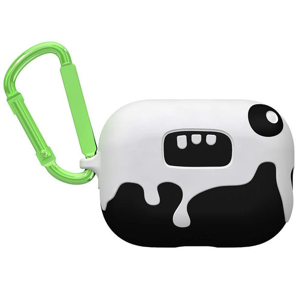 Airpods Pro Case CreaturePods Ozzy Dramatic (White/Black)