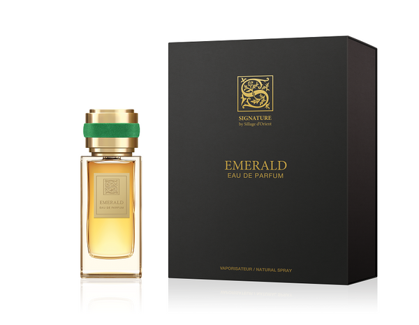 SILLAGE D'ORIENT EMERALD - Signature