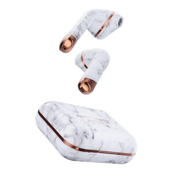 Air 1 True Wireless Earbuds - Limited Edition - White Marble
