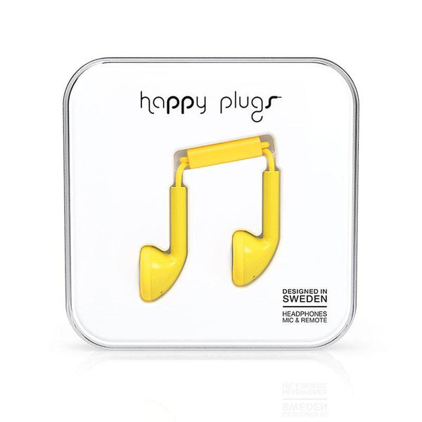 Earbuds Yellow
