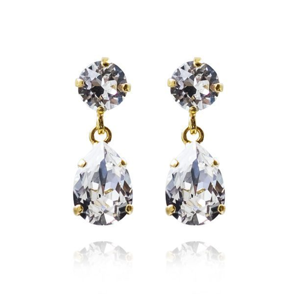 Earrings Crystal - Caroline Svedbom.
