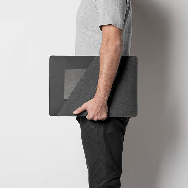 "Native Union - Stow Slim For Macbook 13"" - Slate"