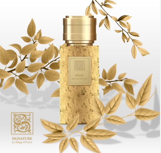 SILLAGE D'ORIENT ROSE - Signature