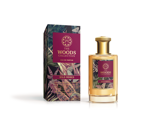 WILD ROSES - The Woods Collection