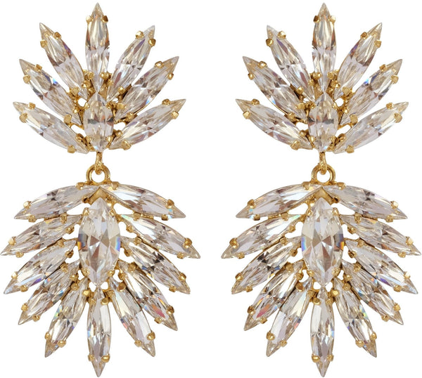 Cina earrings - Caroline Svedbom