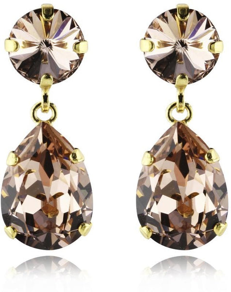 Classic drop earrings- Caroline Svedbom