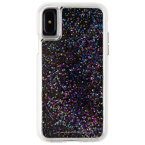 Waterfall Case For iPhone XS/X Iridescent