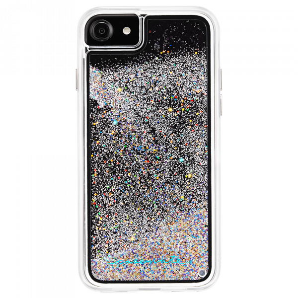 Waterfall Case For iPhone 8 Plus/7 Iridescent Diamond