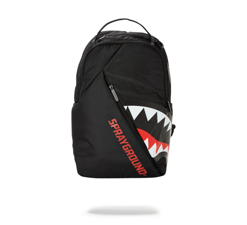 SPRAYGROUND - ANGLED GHOST SHARK BACKPACK