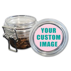 Custom Image Stash Jar