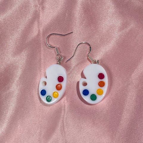 Art Palette Earrings