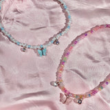 Claire Butterfly Choker - 3 Colors