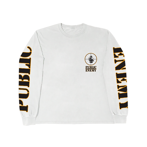 PUBLIC ENEMY LONG SLEEVE