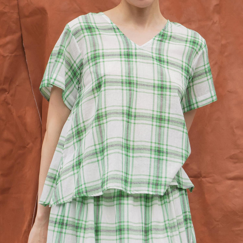 blouse-ava-lesmadras-green-miicollection