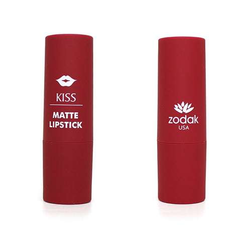 Zodak Kiss Matte Lipstick 3.8g Pack of 2