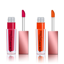Load image into Gallery viewer, Pinkline Lost Lips Liquid MATTE Lipstick Set of 3 lady Red,orange Vodka, 6gm