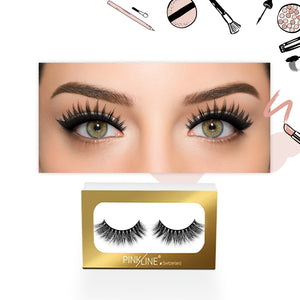 Pinkline 3D Eyelashes 3D-54