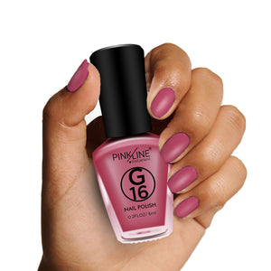 Pinkline Matt-II G16-02 Nail Polish 6ml