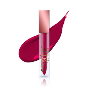 Pinkline Supple Smile Matte Lip Gloss Combo of 6 Juciy,Long Island,Terminator,Plumpy,Hot Red,Ruby Red, 36gm