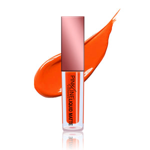 Pinkline Lost Lips Liquid MATTE Lipstick Set of 3 lady Red,orange Vodka, 6gm