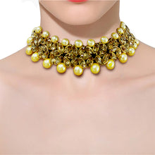Load image into Gallery viewer, Graceful Choker Necklace set for women