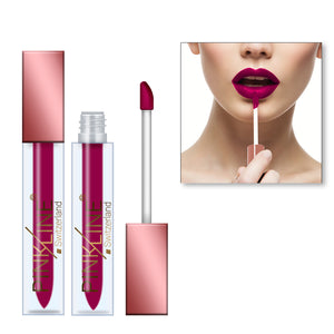 Pinkline Lip Kits Matte Lip Gloss Lipstick Combo of 3 Plumpy,Hot Red,Ruby Red, 18gm