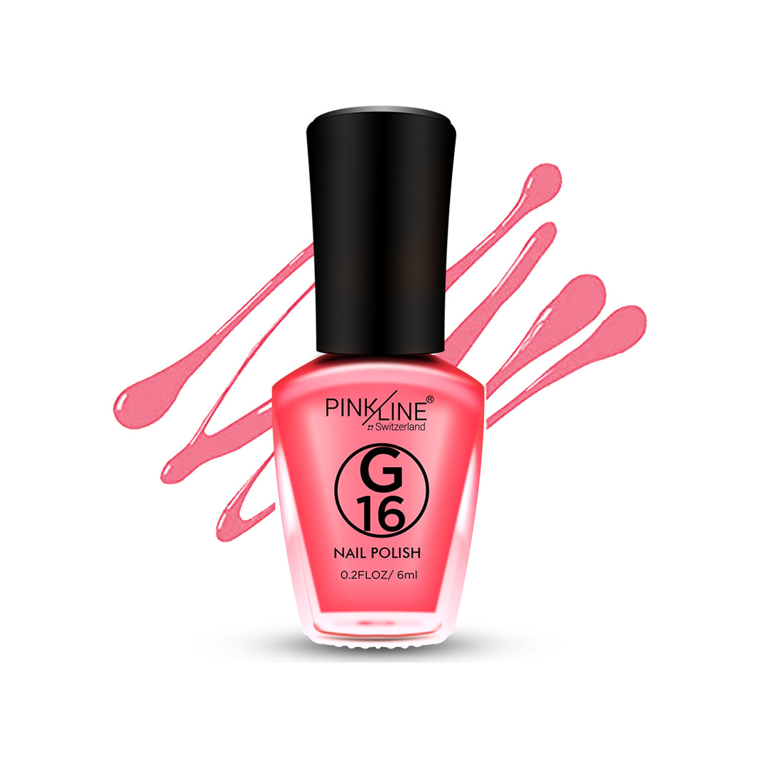 Pinkline Matt-II G16-52 Nail Polish 6ml