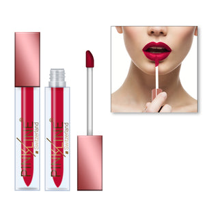 Pinkline Pack A Punch Matte Lip Gloss Combo of 3 Juciy,Long Island,Terminator, 18gm