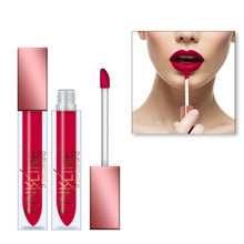 Load image into Gallery viewer, Pinkline MATTE Lip Gloss Lipstick Antique Red 4g