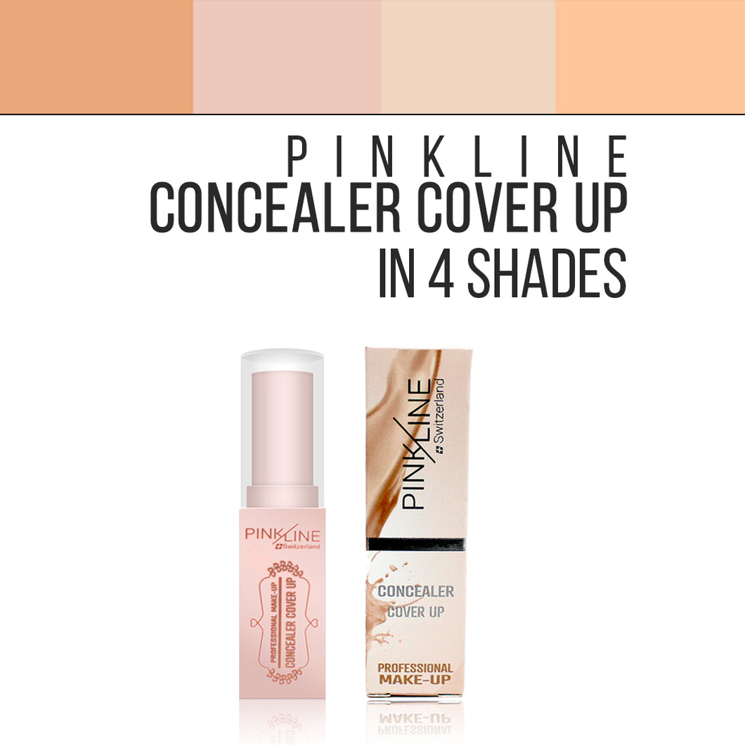 PINKLINE Concealer With Caramel Shade