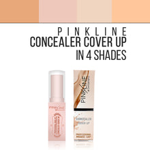 Load image into Gallery viewer, PINKLINE Concealer For Light, Medium and Deep Skin Tones