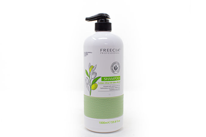 Freecia Golden Olive Ultra-Moist Shampoo 1000ML