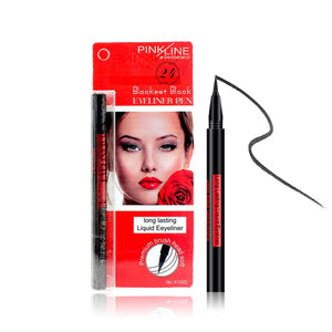 PINKLINE Eyeliner With Black Color