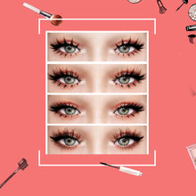 Load image into Gallery viewer, Pinkline 3D Eyelashes Pack of 4 (PL3D-01,05,06,07)