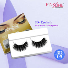 Load image into Gallery viewer, Pinkline 3D Eyelashes Pack of 2 (PL3D-1,5)