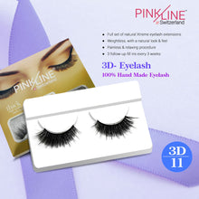 Load image into Gallery viewer, Pinkline 3D Eyelashes 3D-11