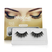 Load image into Gallery viewer, Pinkline 3D Eyelashes Pack of 4 (PL3D-23,27,30,35)